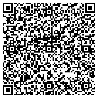 QR-код с контактной информацией организации ООО АвтоВорота