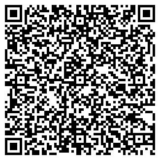 QR-код с контактной информацией организации ТОО Lubex