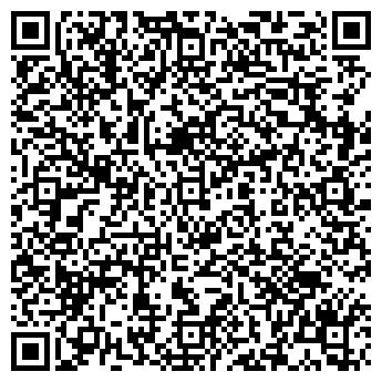 QR-код с контактной информацией организации ОО Преодоление