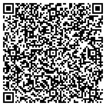 """QR-код с контактной информацией организации Салон красоты """"Малена"""""""