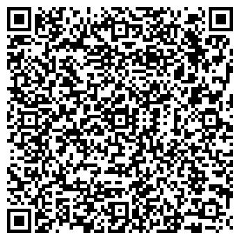 QR-код с контактной информацией организации Восходящая звезда, ЧПТУП