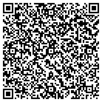 QR-код с контактной информацией организации CUT AND COLOR