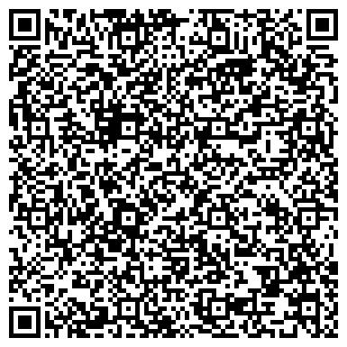 QR-код с контактной информацией организации Клининговая компания «Тетя Ася»
