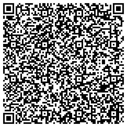 """QR-код с контактной информацией организации Школа телевидения """"Созвездие"""" в Останкино"""