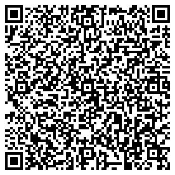 QR-код с контактной информацией организации ИП  Рыбаков А.С. Грузоперевозки