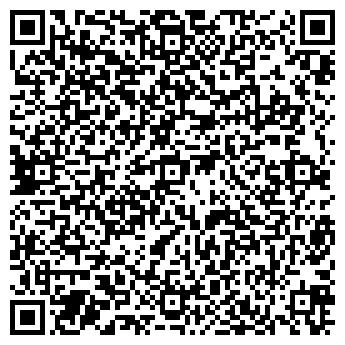 QR-код с контактной информацией организации гостиница EniRest