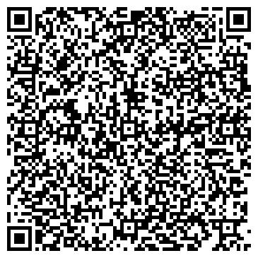 QR-код с контактной информацией организации ООО «Новая улыбка»