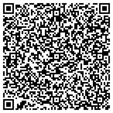 QR-код с контактной информацией организации ООО Cyber-flora.ru (Кибер Флора)