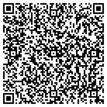 QR-код с контактной информацией организации ООО DEFRANCE