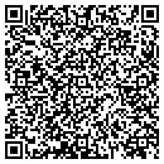 QR-код с контактной информацией организации ООО Мои окна