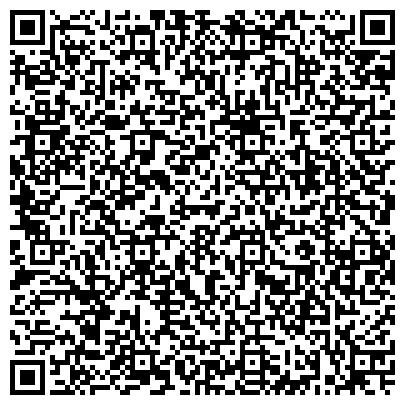 QR-код с контактной информацией организации ООО Детский сад и центр «Планета детства»