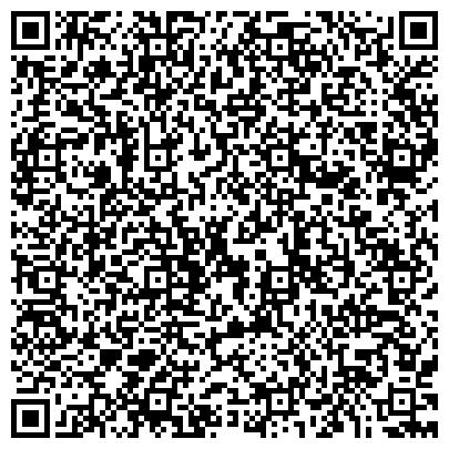 QR-код с контактной информацией организации ООО Меховая студия Рины Поплавской