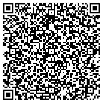 QR-код с контактной информацией организации ООО LV TUNING