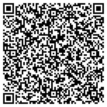 QR-код с контактной информацией организации ООО ТК Парус