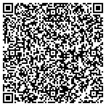 QR-код с контактной информацией организации ООО Байкальские квартиры