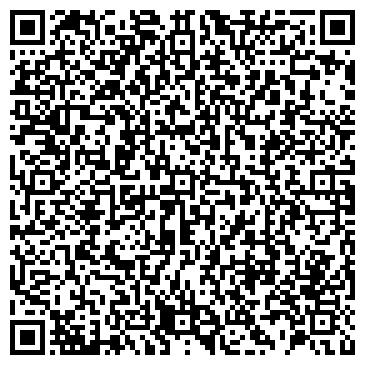 QR-код с контактной информацией организации ООО «АКАДЕМИЯ КРАСОТЫ»