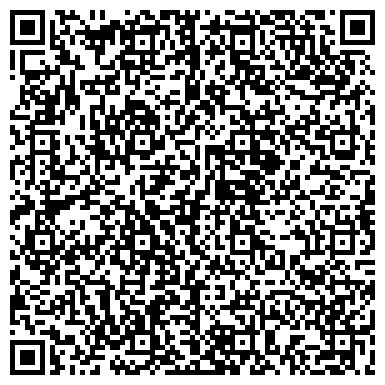 QR-код с контактной информацией организации Федерация самбо Московской области