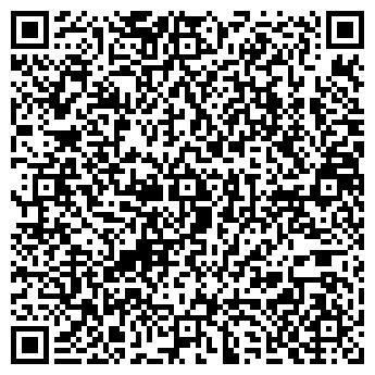 QR-код с контактной информацией организации ПРЕФЕКТУРА ЮЗАО