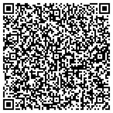 QR-код с контактной информацией организации ООО Парикмахерская 1 Класса