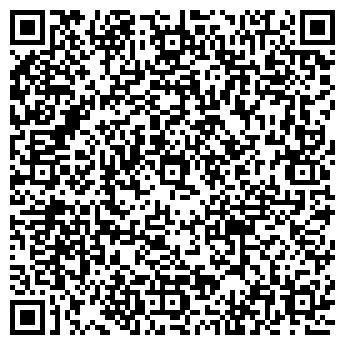 QR-код с контактной информацией организации ИП Магия дизайна
