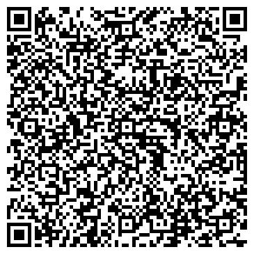 QR-код с контактной информацией организации «Ёжики»
