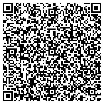 QR-код с контактной информацией организации ООО СофтСервис (Красноярск)