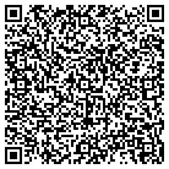 QR-код с контактной информацией организации ABC soft, ТОО