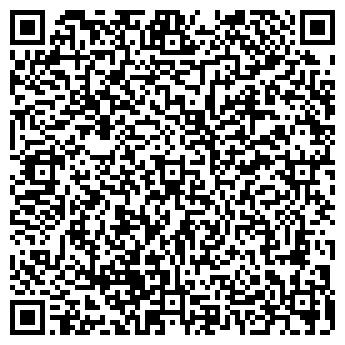 QR-код с контактной информацией организации TravelBank