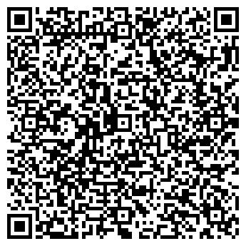 QR-код с контактной информацией организации ТОО Агродеталь