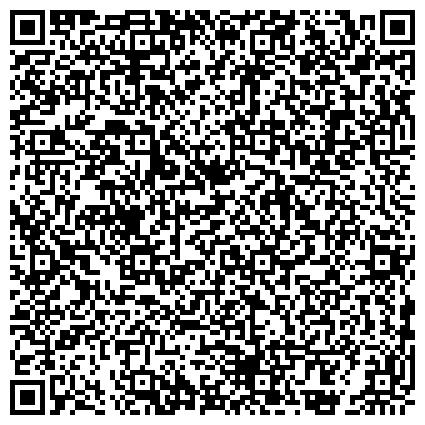 QR-код с контактной информацией организации ТОО Бюро англоязычных переводов «INTERLANG - British & Kazakhstan Translation Company»