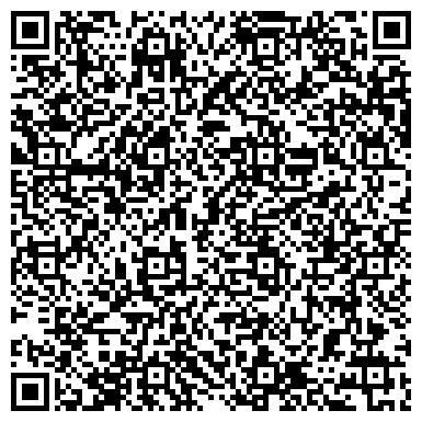 QR-код с контактной информацией организации ТОО Охранная фирма БАХОДУР-А