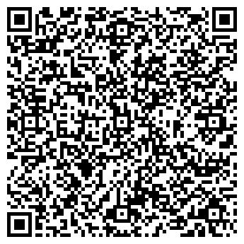QR-код с контактной информацией организации ООО ШАНС-плюс