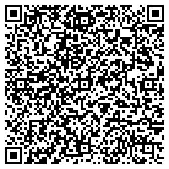 QR-код с контактной информацией организации АФИНА ТУР