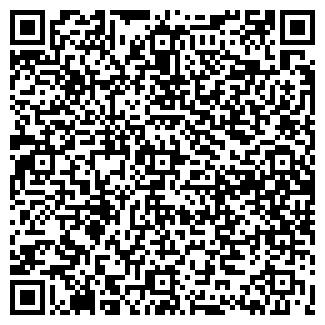 QR-код с контактной информацией организации БРИТУР