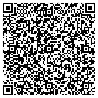 QR-код с контактной информацией организации ООО Наша мова