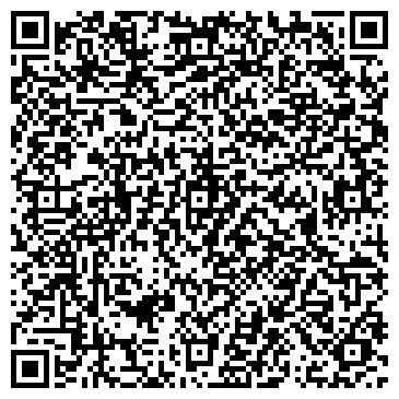 QR-код с контактной информацией организации ООО АврораАвтоКом