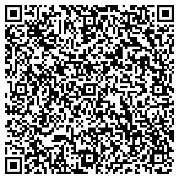 QR-код с контактной информацией организации ООО «Геометрия»