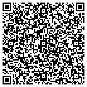 QR-код с контактной информацией организации ВОЛОНТЁР