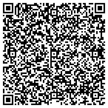 QR-код с контактной информацией организации ООО Шесть Цилиндров