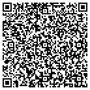 QR-код с контактной информацией организации ООО Авантаж