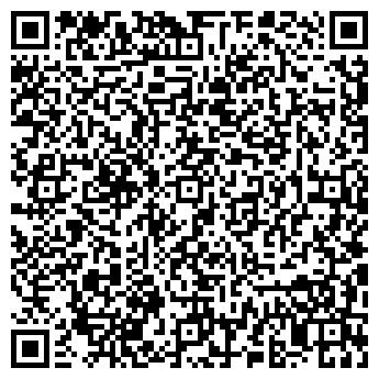 QR-код с контактной информацией организации ООО Hostel