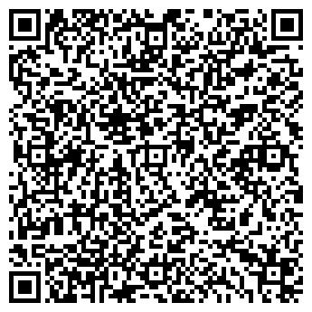 QR-код с контактной информацией организации ООО Алегрос