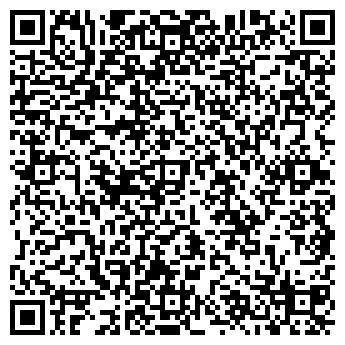 QR-код с контактной информацией организации ИП CleanUp