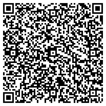 QR-код с контактной информацией организации КЕБ ТУР