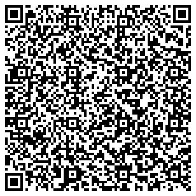 QR-код с контактной информацией организации ООО АЛЕАНА, юридический салон