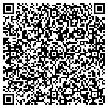 QR-код с контактной информацией организации ИП школа для будущих мам