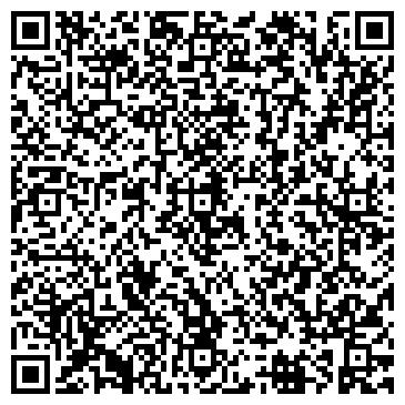 QR-код с контактной информацией организации ООО ВЫШИВКА +