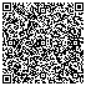 QR-код с контактной информацией организации ООО Парусник