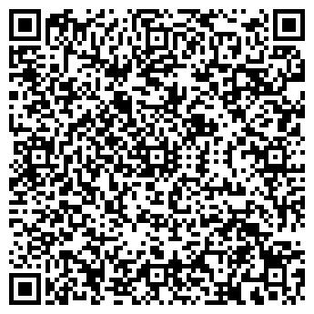 QR-код с контактной информацией организации ООО ЖАНА КРЕДИТ
