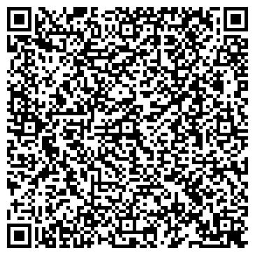 QR-код с контактной информацией организации Сinderella Personal